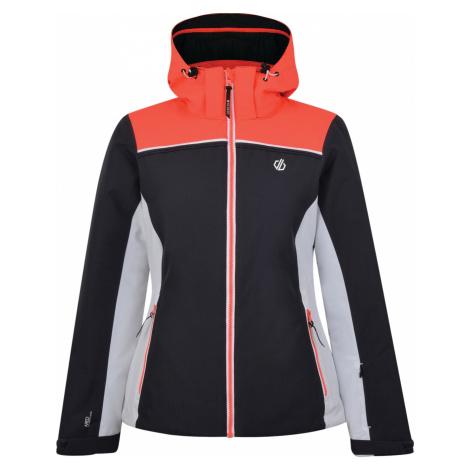 Dámská zimní bunda Dare2b VALIDATE šedá/oranžová