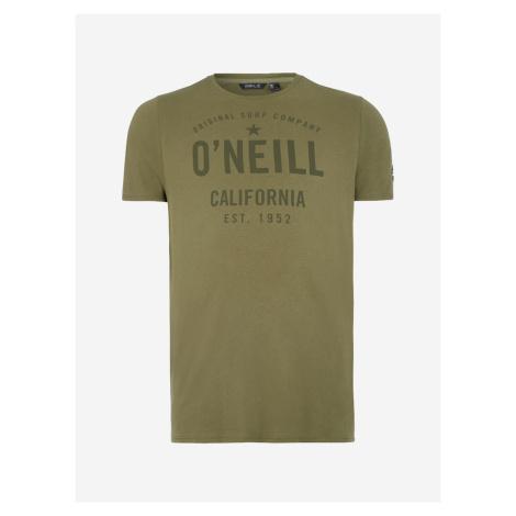 Tričko O'Neill Lm Ocotillo T-Shirt Zelená