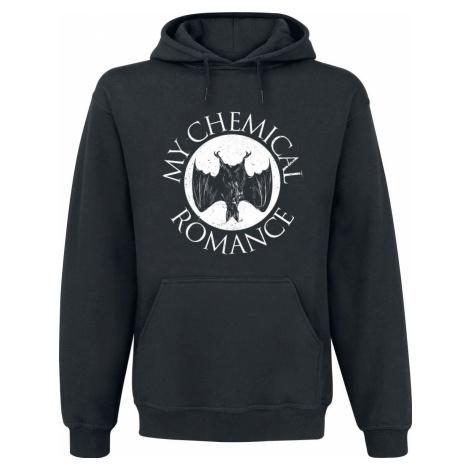 My Chemical Romance Bat mikina s kapucí černá