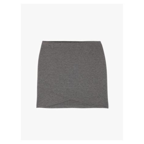 GATE Pouzdrová mini sukně