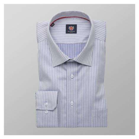 Košile London herringbone 10085 Willsoor