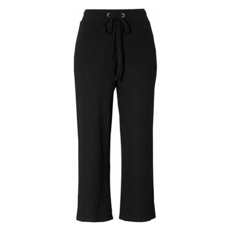 Žebrované kalhoty střihu culotte Ottavia Cellbes