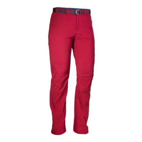 Warmpeace kalhoty Comet Lady, červená