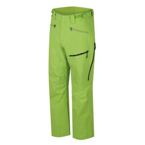 HANNAH Gibson Pánské lyžařské kalhoty 216HH0014HP06 Lime green