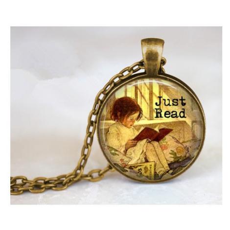 Fairy Tail Kniha - Náhrdelník