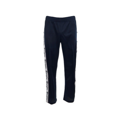 Champion Straight Hem Pants Men's Modrá