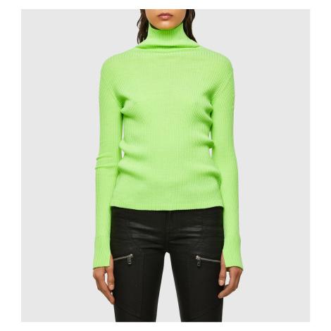 Svetr Diesel M-Kimberly Knitwear - Zelená