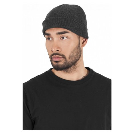Heavyweight Beanie - charcoal Urban Classics