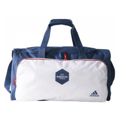 Taška adidas Euro Teambag Modrá / Bílá