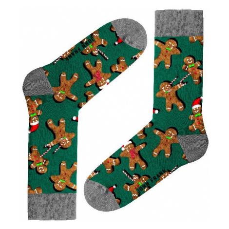 Pánské ponožky John Frank JFLSFUN-CH11