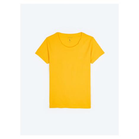 GATE Jednoduché tričko slim fit