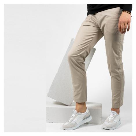 Krémové kalhoty Tareped-Luke Selected