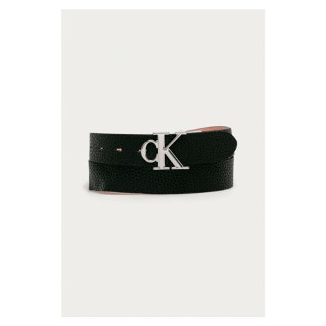 Calvin Klein Calvin Klein dámský oboustranný opasek REV LOGO SM LTH 30MM