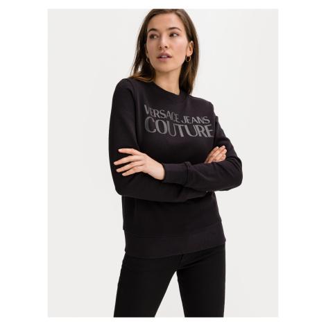 Mikina Versace Jeans Couture Černá