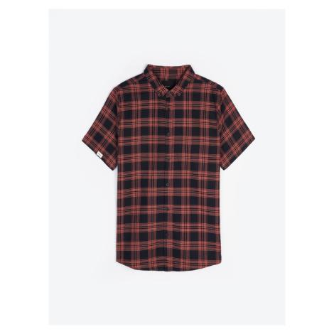 GATE Károvaná bavlněná košile