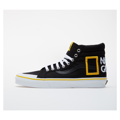 Vans Sk8-Hi Reissue 13 (National Geographic) Logo