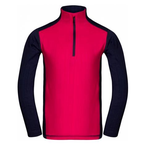Dětské prádlo - triko Alpine Pro SIGNORO - růžová