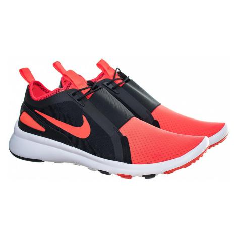 Nike pánské běžecké boty oranžové s černou