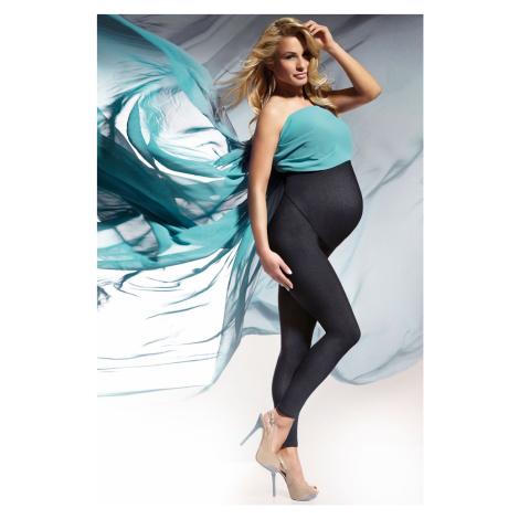 Legíny Nadia těhotenské 200 DEN Bas Bleu