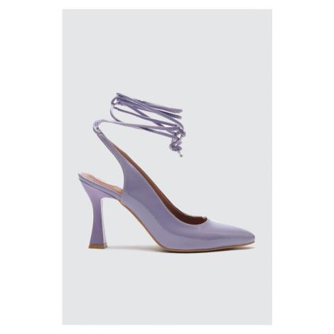 Trendyol Purple Women's Classic Heels