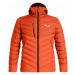 Pánská péřová bunda Salewa Ortles Medium 2 Down Jacket Orange