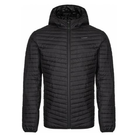 Černá pánská zimní prošívaná bunda LOAP Irkem