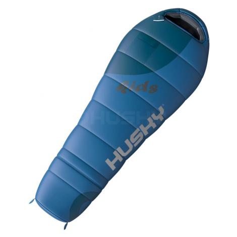 Spacák Husky Kids Magic -12°C Zip: Pravý / Barva: modrá