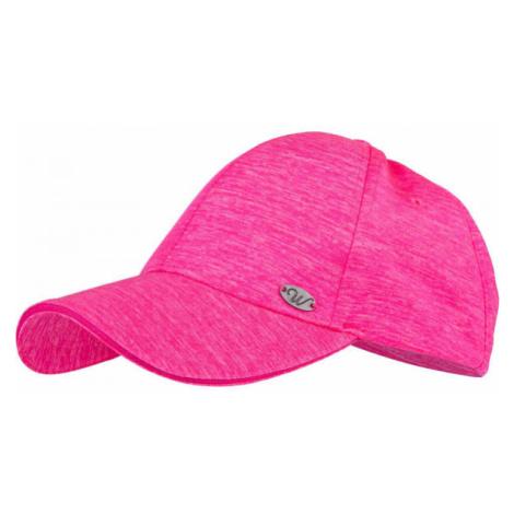 Willard XENA růžová - Dámská čepice s kšiltem