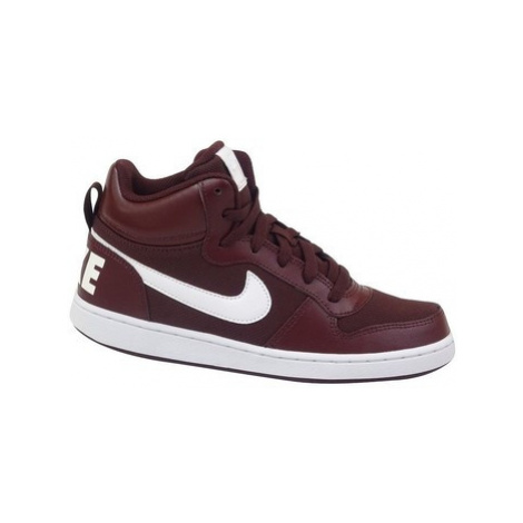 Nike Court Borough Mid PE GS ruznobarevne