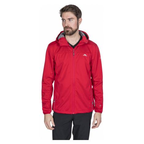 Trespass ZEEK Pánská softshellová bunda MAJKSSM10003-RED RED