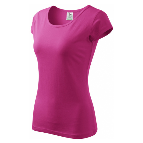 Malfini Pure 150 Dámské triko 12240 purpurová