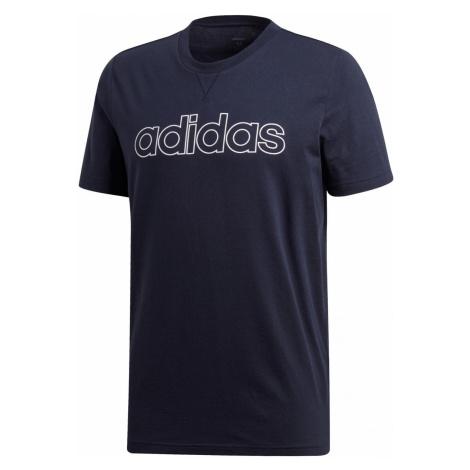 Tričko adidas Performance SDI Tmavě modrá / Bílá