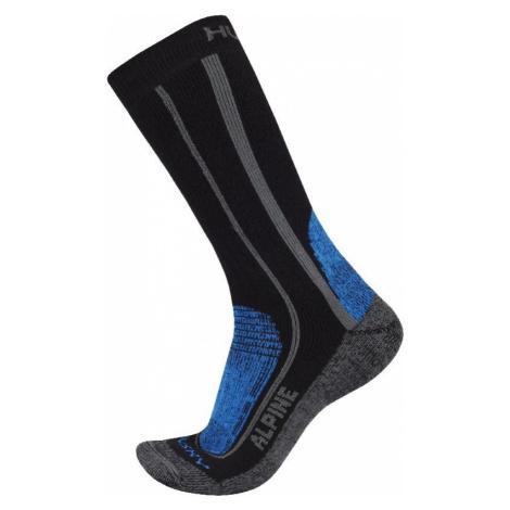 Husky Alpine modrá, Ponožky