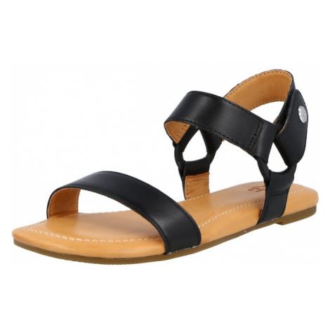 UGG Páskové sandály tmavě modrá