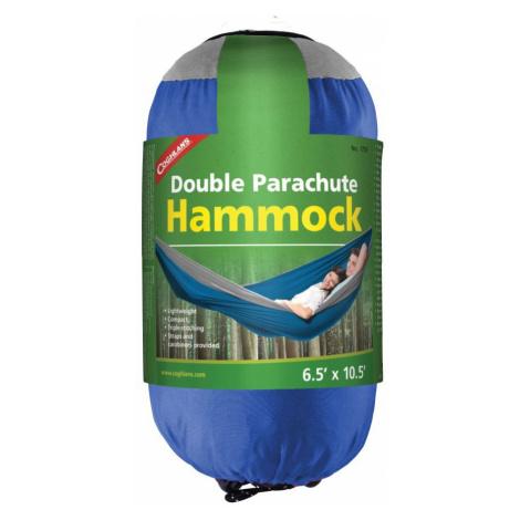 Coghlan´s hamaka Double Blue Parachute Hammock