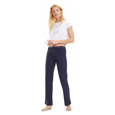 Tommy Hilfiger dámské pyžamo modré - Modrá