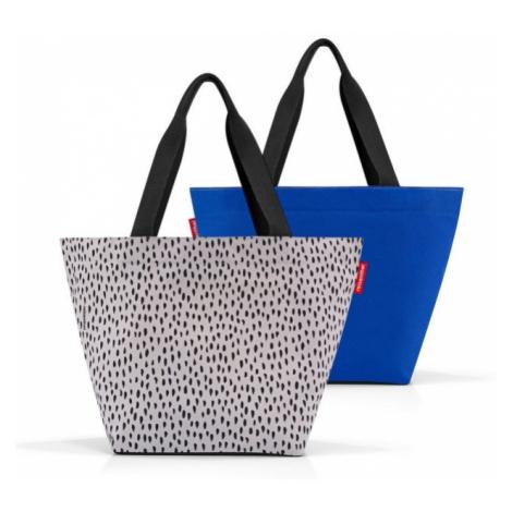 Nákupní taška přes rameno Reisenthel Shopper M Mini me leo