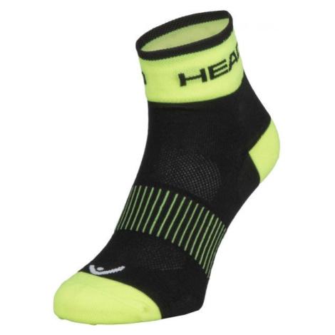 Head SOCKS YELLOW žlutá - Cyklistické ponožky