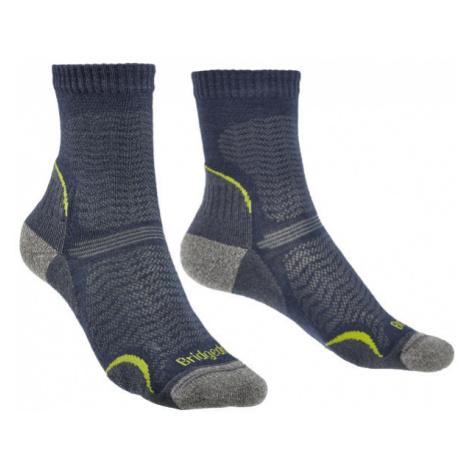 Ponožky Bridgedale Hike Ultra Light T2 Merino Performance Women's denim/435