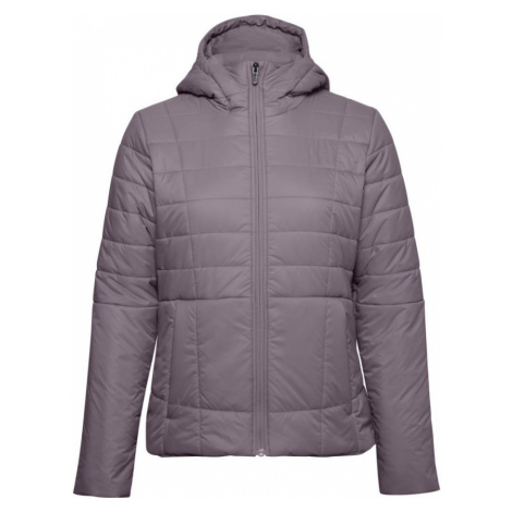 Under Armour Armour Insulated Hooded Jkt Dámská zimní bunda 1342813-585 Slate Purple