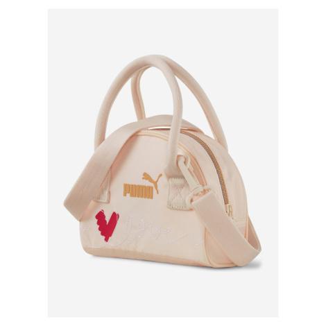 Valentines Mini Grip Cross body bag Puma Růžová