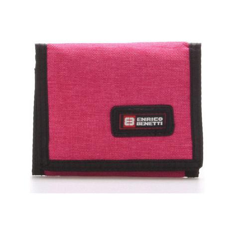 Enrico Benetti Peněženka látková růžová - 4500 Růžová