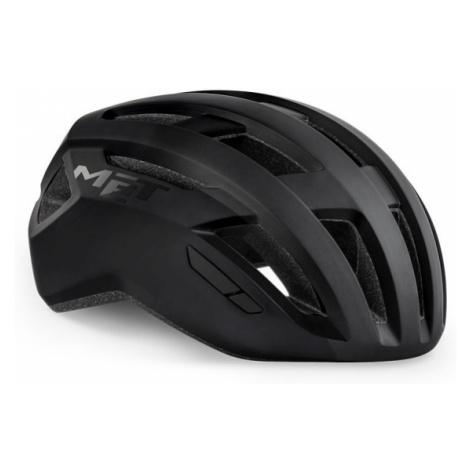Cyklistická helma MET Vinci MIPS shaded černá matná