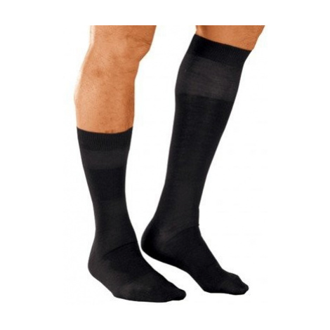 Blancheporte Podkolenky s masážním efektem, 98 % bavlna, 2 páry černá