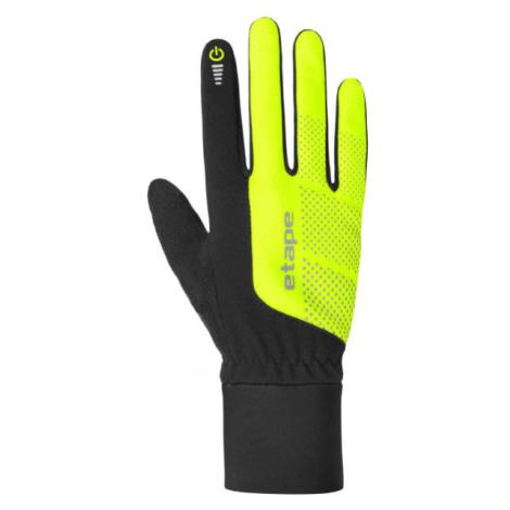 Etape SKIN WS+ žlutá - Dámské zimní rukavice