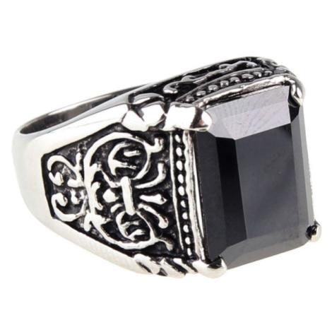 prsten ETNOX - Black Ornament - SR1150