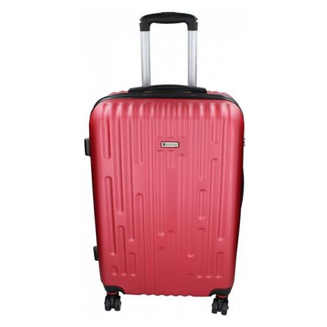 Cestovní kufr Airtex Worldline Kuga L - tmavě červená 107l Airtex Paris
