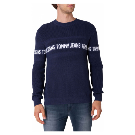 Tommy Hilfiger Mikina Eo/ Tjm Tape Swtr, Cbk