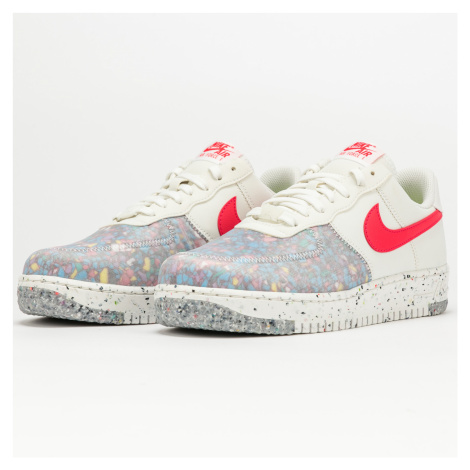 Nike W Air Force 1 Crater summit white / siren red eur 42