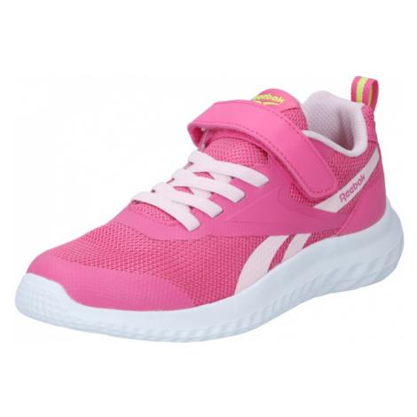 REEBOK Sportovní boty pink / bílá